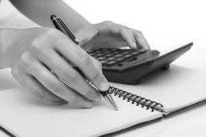 Výpočet exekuce přednostní a nepřednostní 2018